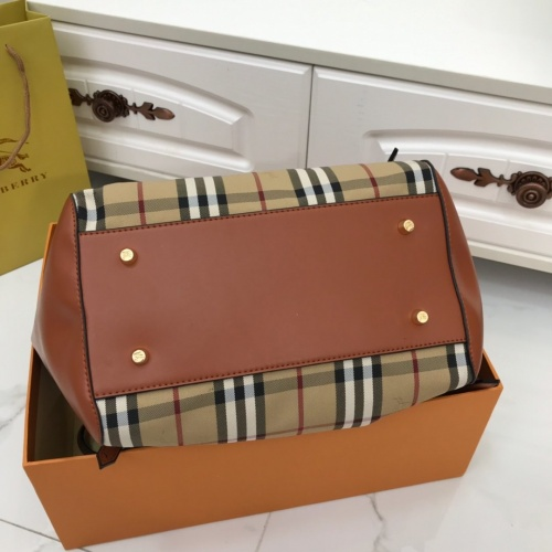 Replica Burberry AAA Handbags For Women #791607 $93.12 USD for Wholesale