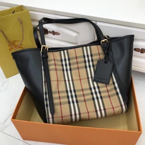 Burberry AAA Handbags For Women #791608 $93.12, Wholesale Replica Burberry AAA Handbags