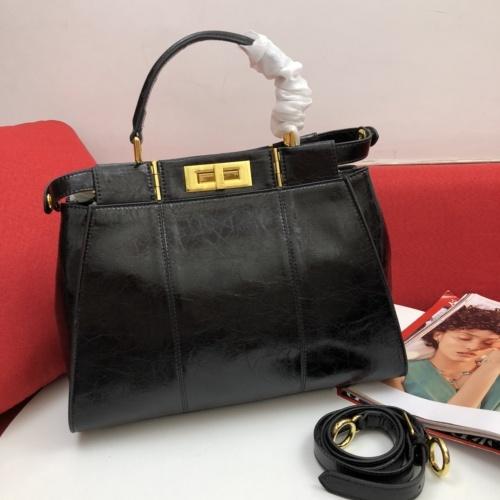 Fendi AAA Quality Handbags For Women #791619 $128.04, Wholesale Replica Fendi AAA Quality Handbags