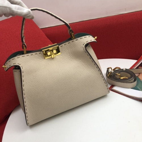 Fendi AAA Quality Handbags For Women #791621 $135.80, Wholesale Replica Fendi AAA Quality Handbags