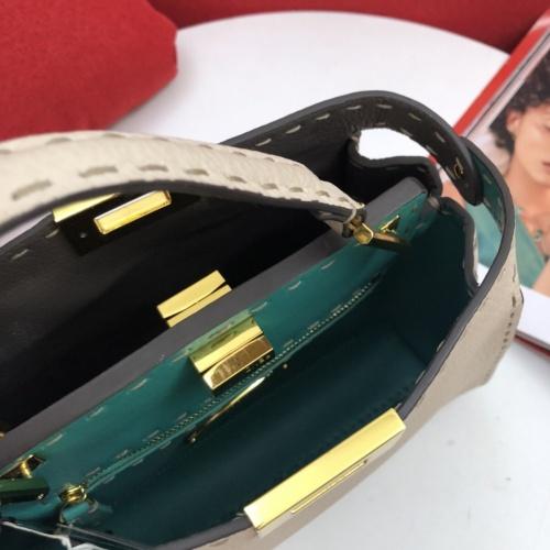 Replica Fendi AAA Quality Handbags For Women #791621 $135.80 USD for Wholesale