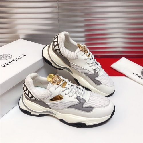 Versace Casual Shoes For Men #791642