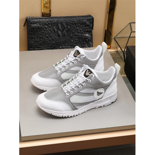 Armani Casual Shoes For Men #791751