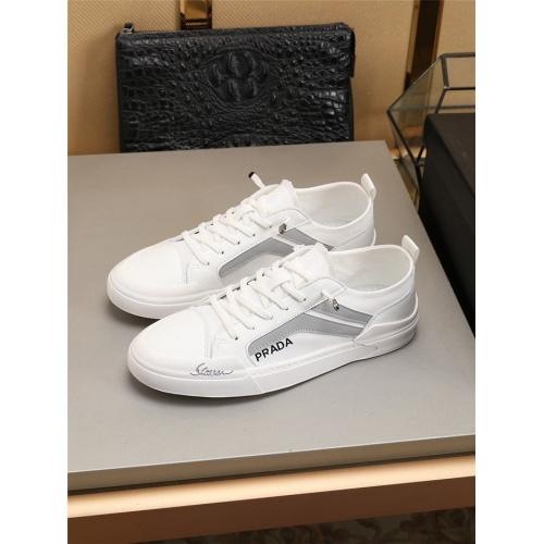 Prada Casual Shoes For Men #791752