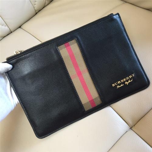 Burberry AAA Man Wallets #791799
