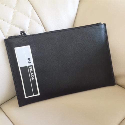 Prada AAA Man Wallets #791803