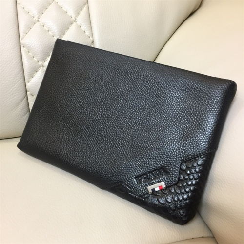Prada AAA Man Wallets #791805