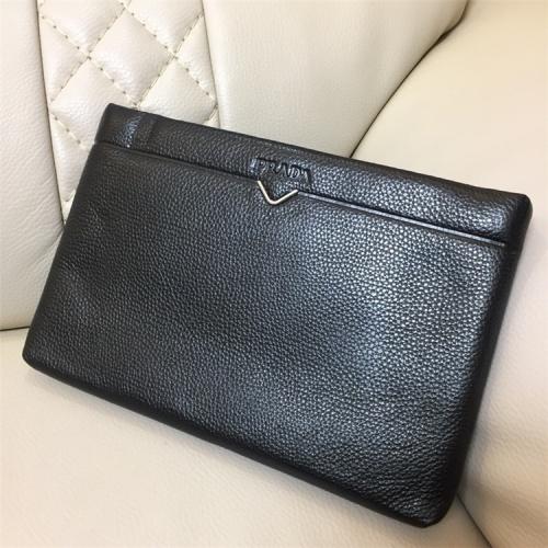 Prada AAA Man Wallets #791806
