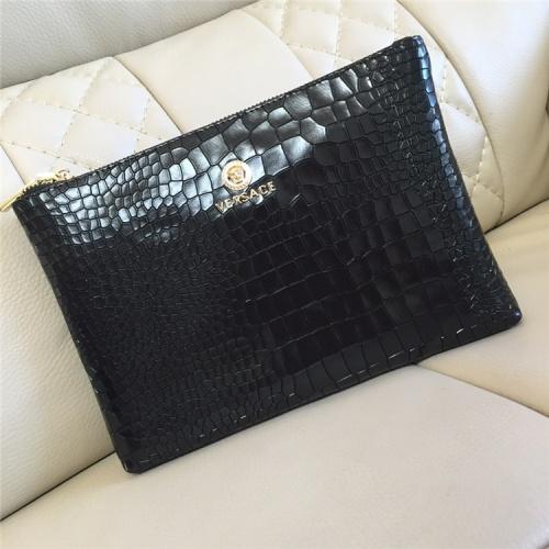 Versace AAA Man Wallets #791808