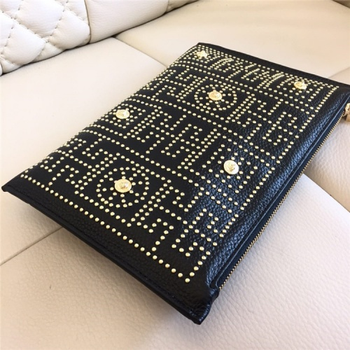 Replica Versace AAA Man Wallets #791811 $65.96 USD for Wholesale