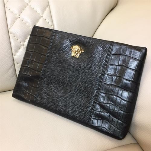 Versace AAA Man Wallets #791815