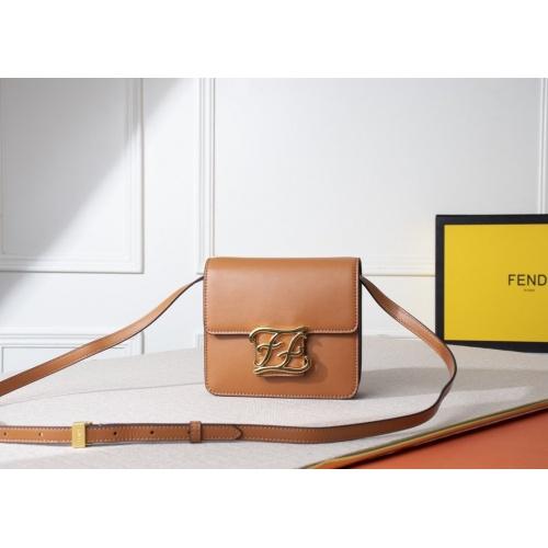 Fendi AAA Messenger Bags For Women #791819