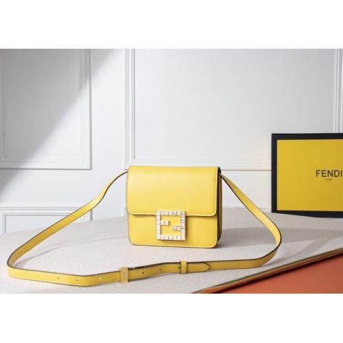 Fendi AAA Messenger Bags For Women #791821