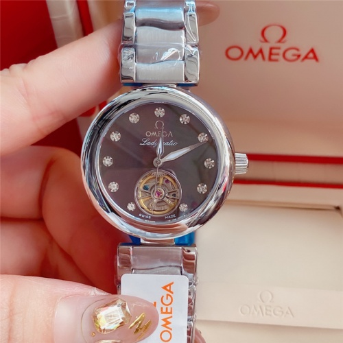 OMEGA AAA Quality Watches For Women #791856 $194.00 USD, Wholesale Replica OMEGA New Quality Watches