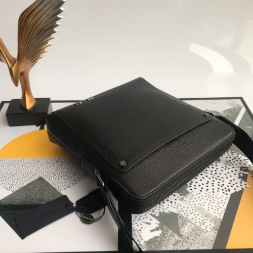 Replica Prada AAA Quality Messeger Bags For Men #791912 $73.72 USD for Wholesale