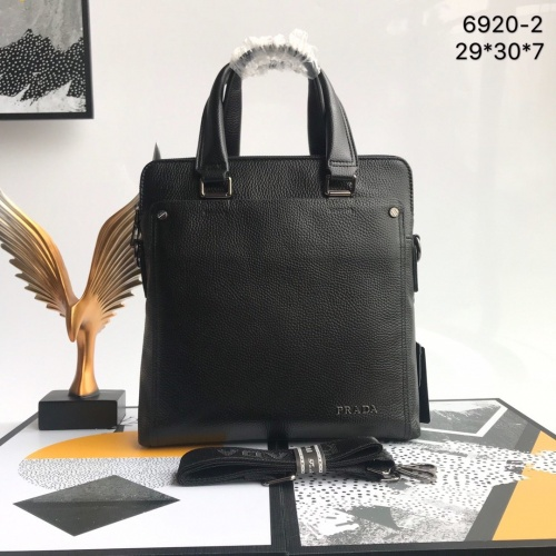 Prada AAA Quality Messeger Bags For Men #791913