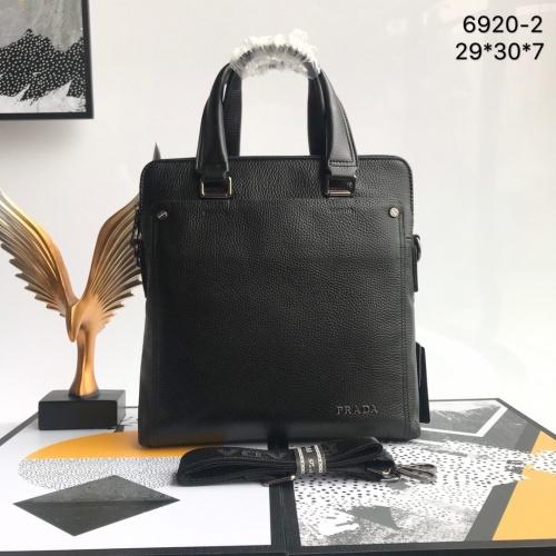 Prada AAA Quality Messeger Bags For Men #791913