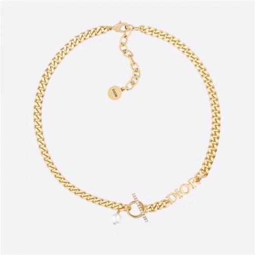 Christian Dior Necklace #791991 $31.04, Wholesale Replica Christian Dior Necklace