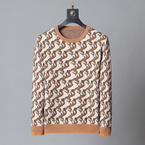 Burberry Sweaters Long Sleeved O-Neck For Men #791997