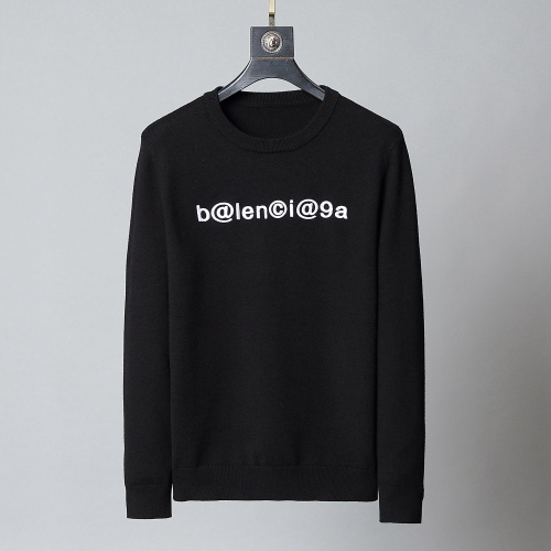 Balenciaga Sweaters Long Sleeved O-Neck For Men #792006