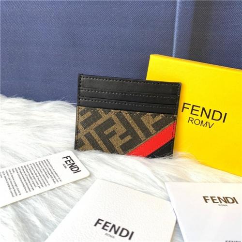 Fendi AAA Quality Card Holders #792031