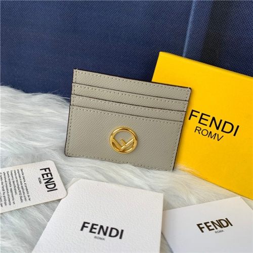 Fendi AAA Quality Card Holders #792034