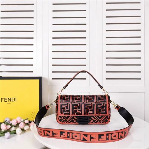 Fendi AAA Quality Shoulder Bags #792042