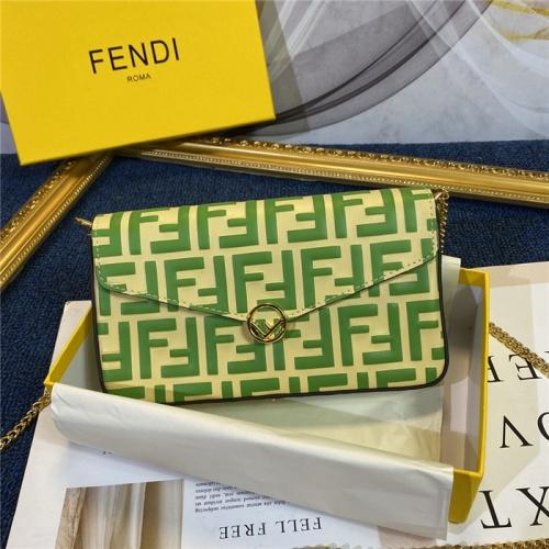 Fendi AAA Quality Messenger Bags #792046