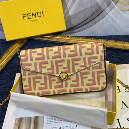 Fendi AAA Quality Messenger Bags #792047