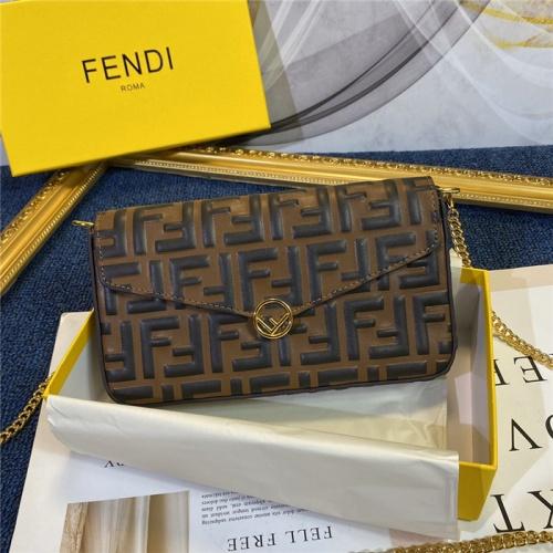 Fendi AAA Quality Messenger Bags #792055