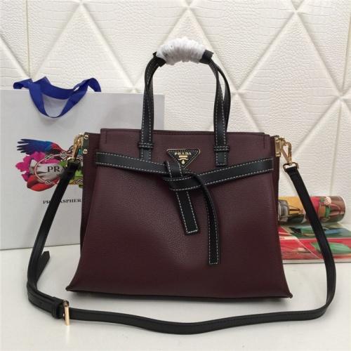 Prada AAA Quality Handbags #792085