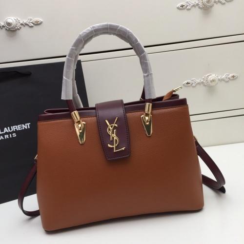 Yves Saint Laurent YSL AAA Quality Handbags For Women #792105 $97.00, Wholesale Replica Yves Saint Laurent AAA Handbags