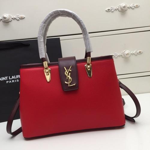 Yves Saint Laurent YSL AAA Quality Handbags For Women #792106 $97.00, Wholesale Replica Yves Saint Laurent AAA Handbags