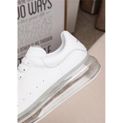 Replica Alexander McQueen Casual Shoes For Men #792165 $104.76 USD for Wholesale