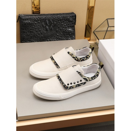 Versace Casual Shoes For Men #792254