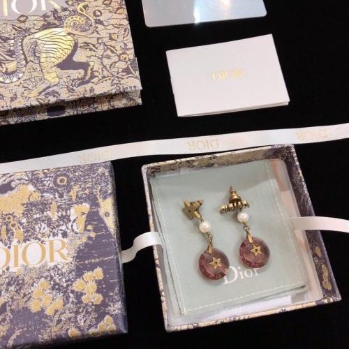 Christian Dior Earrings #792268 $31.04 USD, Wholesale Replica Christian Dior Earrings