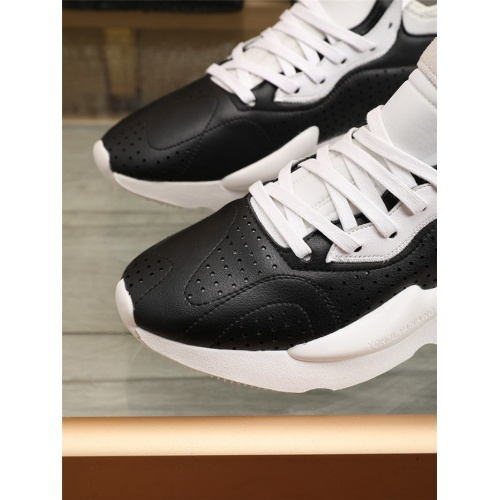 Replica Y-3 Casual Shoes For Men #792419 $82.45 USD for Wholesale