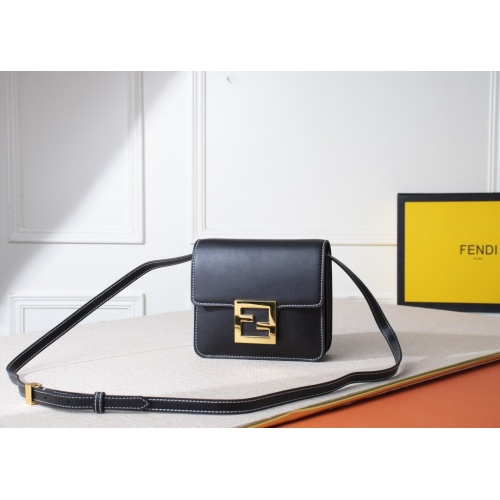 Fendi AAA Quality Messenger Bags #792466 $79.54 USD, Wholesale Replica Fendi AAA Messenger Bags