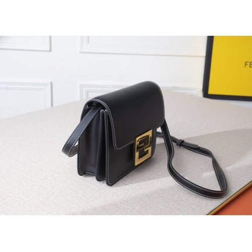 Replica Fendi AAA Quality Messenger Bags #792466 $79.54 USD for Wholesale