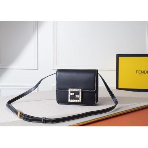 Fendi AAA Quality Messenger Bags For Women #792475