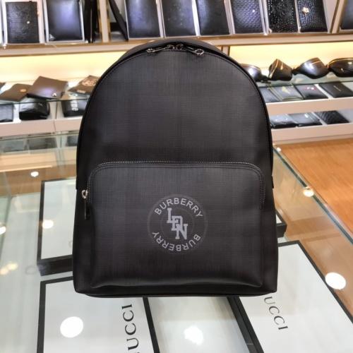 Burberry AAA Man Backpacks #792484