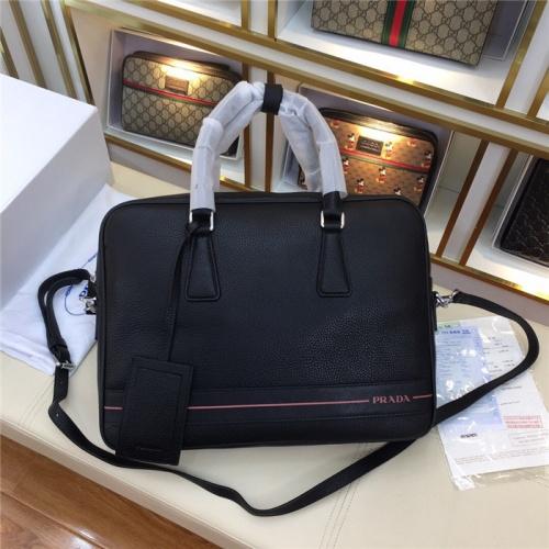 Prada AAA Man Handbags #792486