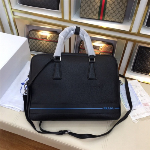 Prada AAA Man Handbags #792487