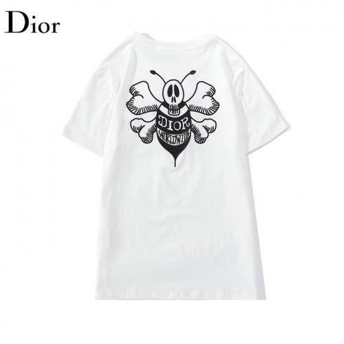Christian Dior T-Shirts Short Sleeved O-Neck For Men #792616
