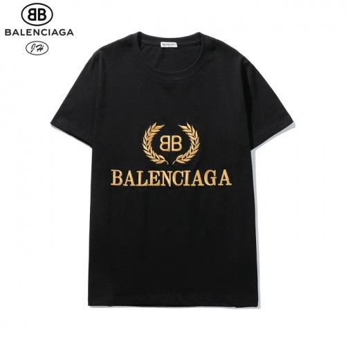Balenciaga T-Shirts Short Sleeved O-Neck For Men #792626