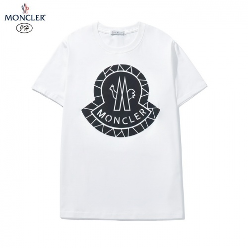 Moncler T-Shirts Short Sleeved O-Neck For Men #792657