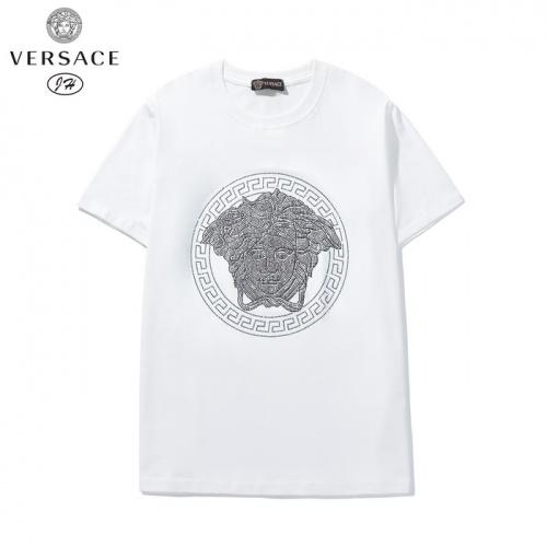 Versace T-Shirts Short Sleeved O-Neck For Men #792688