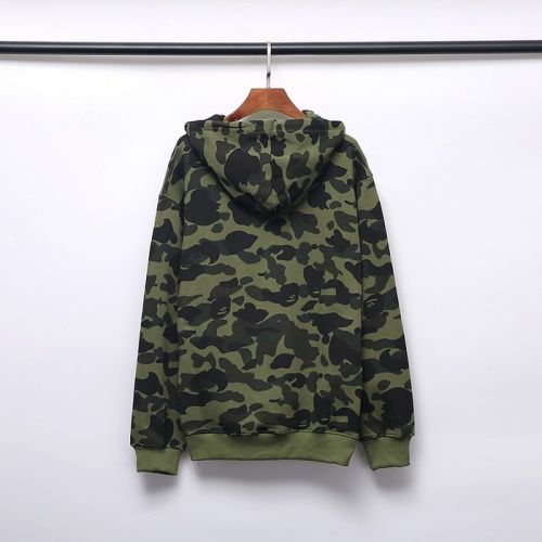 Replica Bape Hoodies Long Sleeved Hat For Men #792725 $40.74 USD for Wholesale