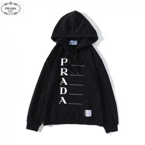 Prada Hoodies Long Sleeved For Men #792793