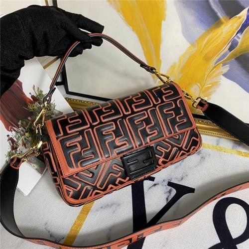 Fendi AAA Quality Messenger Bags #792800